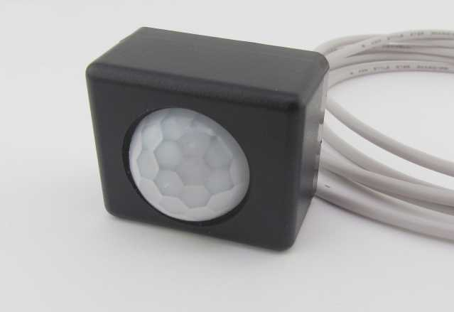 USB PIR Motion Detector in tiny box