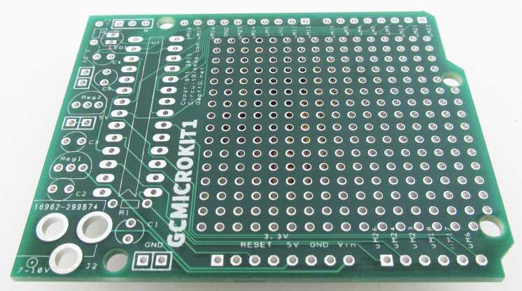 CGMICROKIT Micromite Kit - Board only