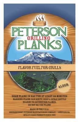 Alder Grilling Planks