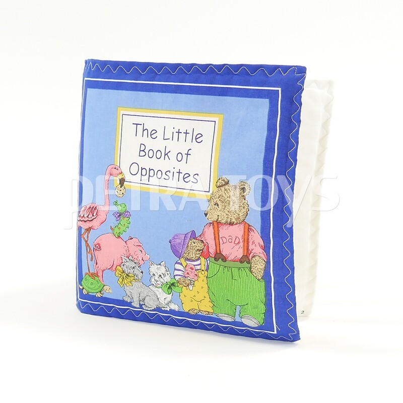 The Little Fabric Book of Opposites