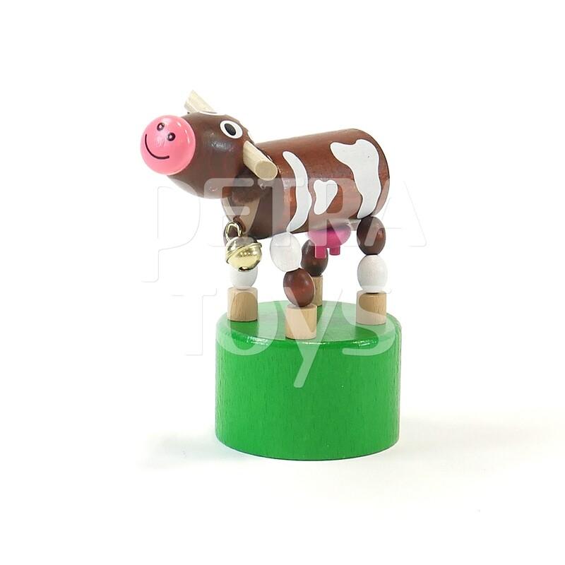 Dancing Cow Press Puppet