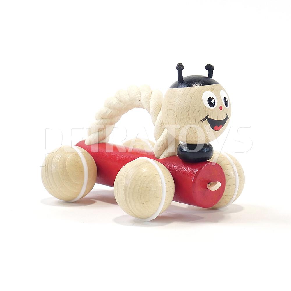 Lady Bug Push Toy