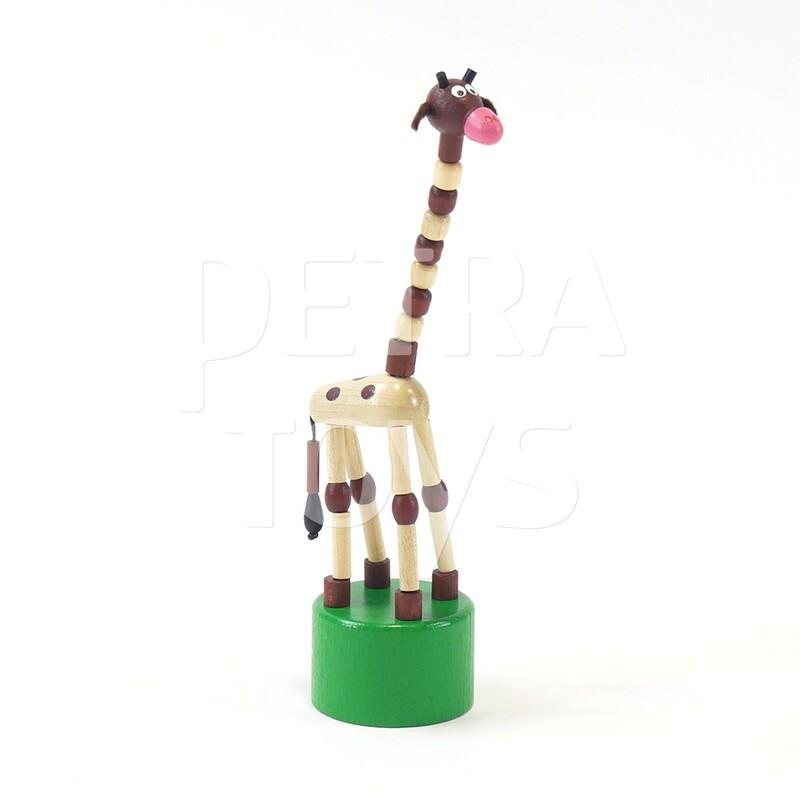 Dancing Giraffe Press Puppet