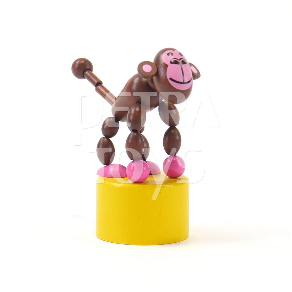 Dancing Monkey Press Puppet