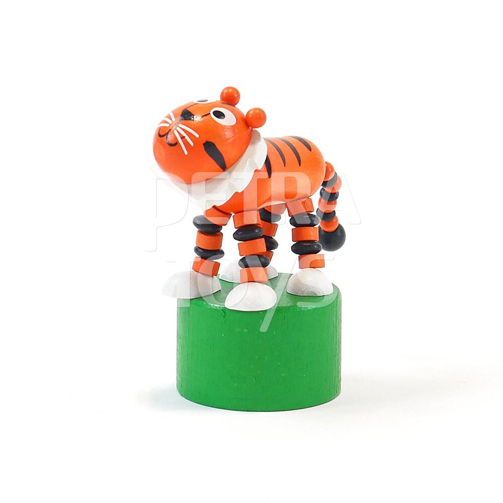 Siberian Tiger Press Puppet