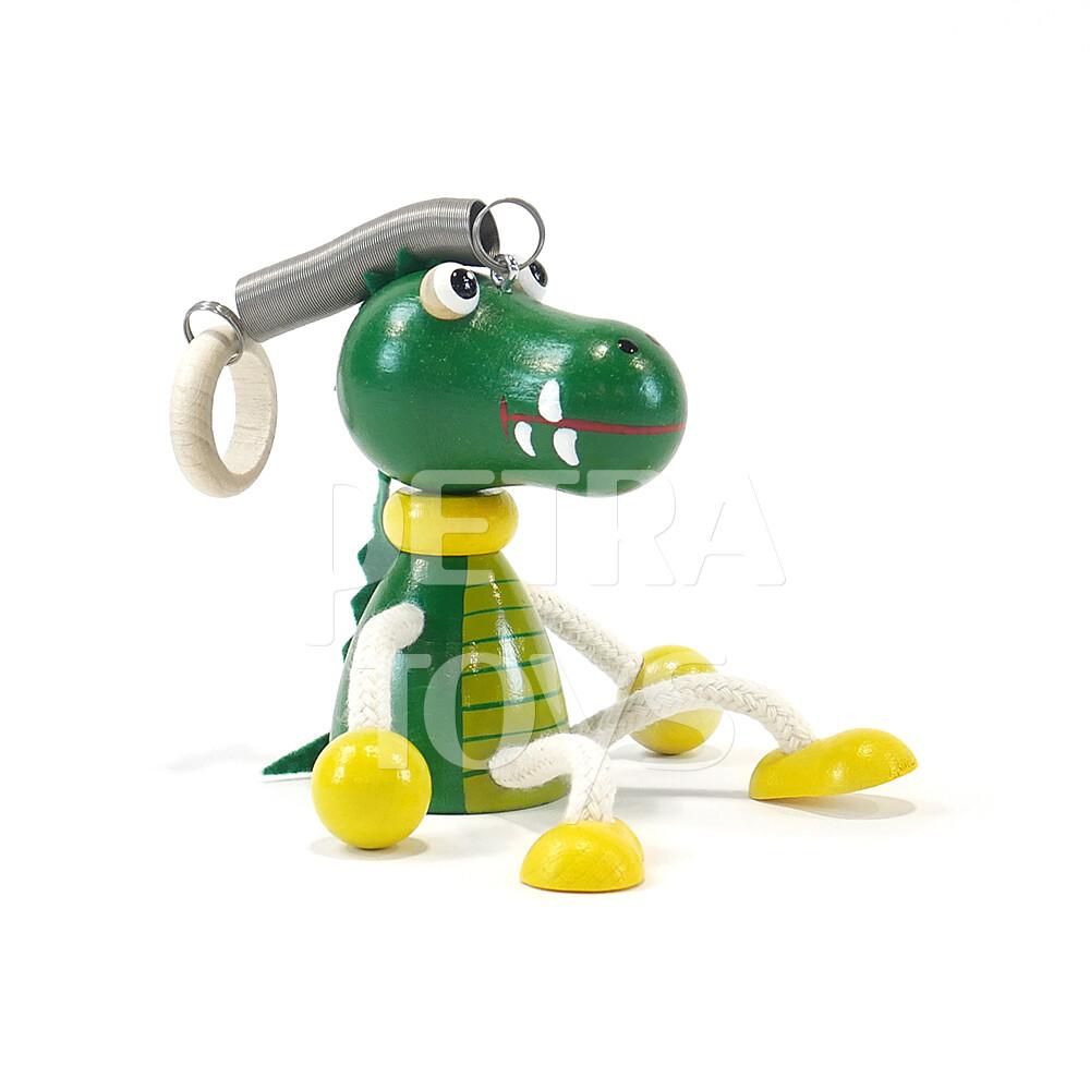 Alligator Bouncing Mobile