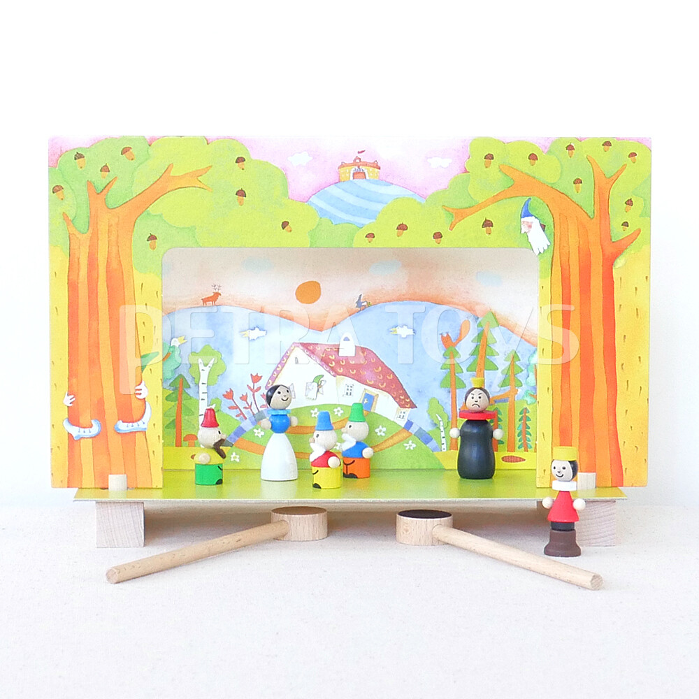 Magnetic Theater Snow White