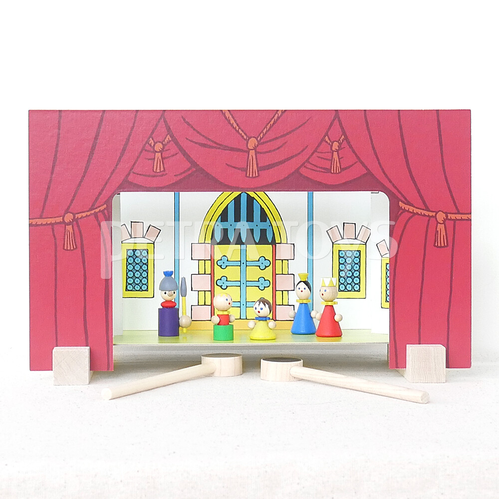 Magnetic Theater Castle