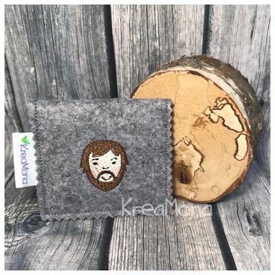 Filztasche Jesus