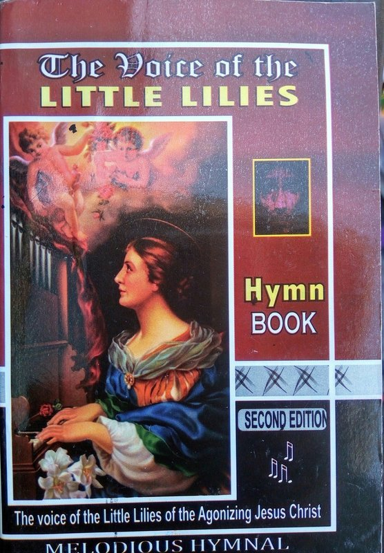 The Voice of the Little Lillies. Hymn book, Volume 1