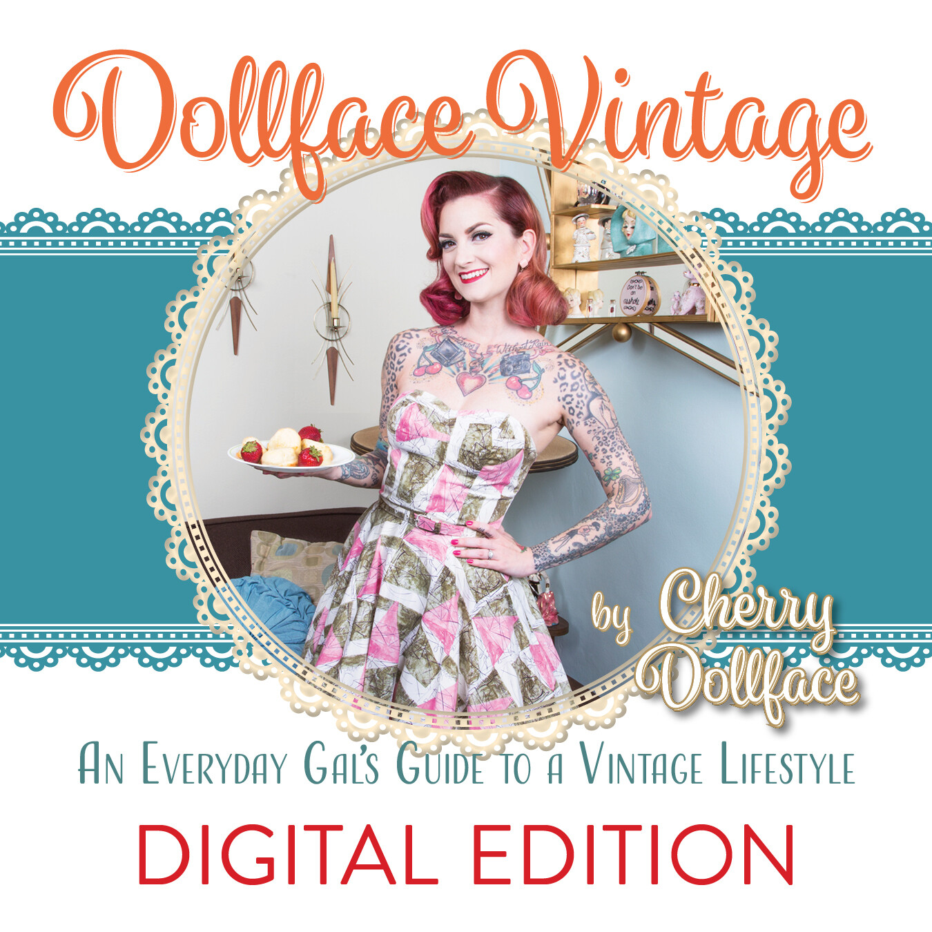 Dollface Vintage DIGITAL EDITION (for iOS/Apple Books)