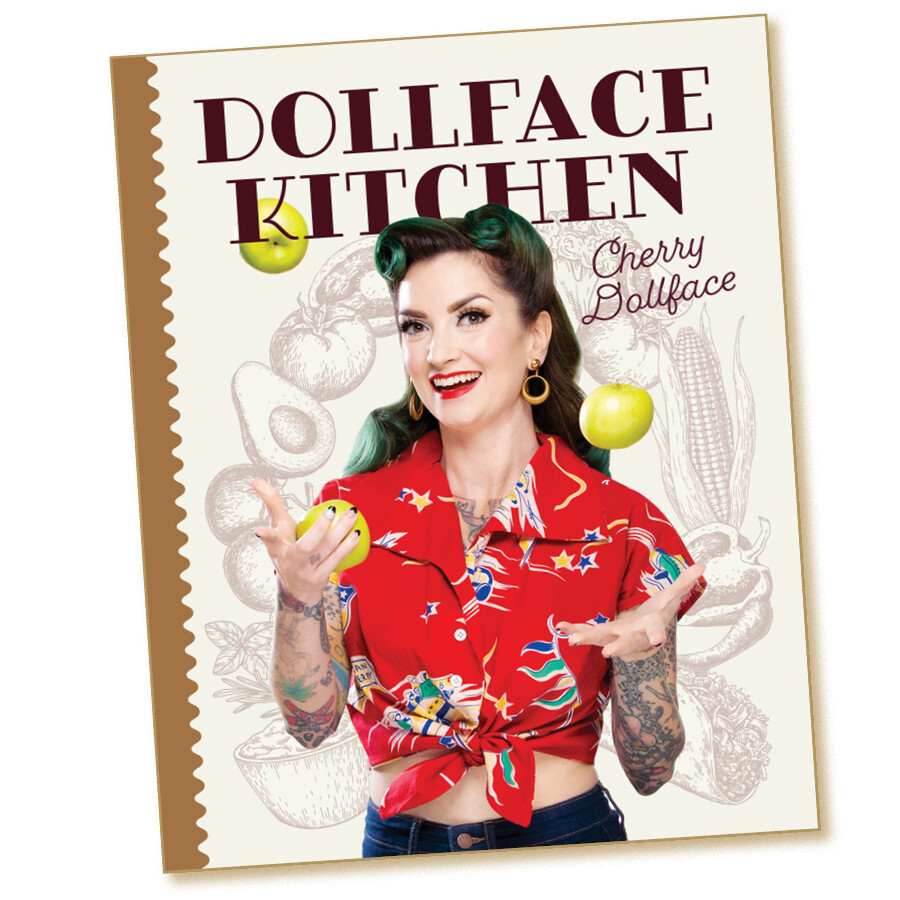 Dollface Kitchen by Cherry Dollface