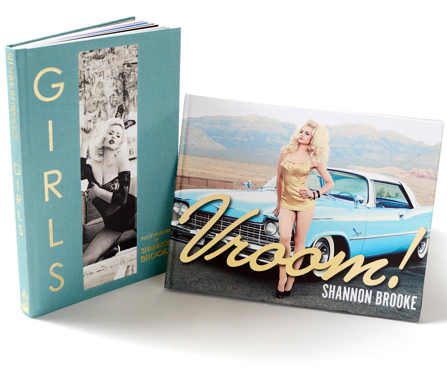 Shannon Brooke Bundle GIRLS + VROOM!