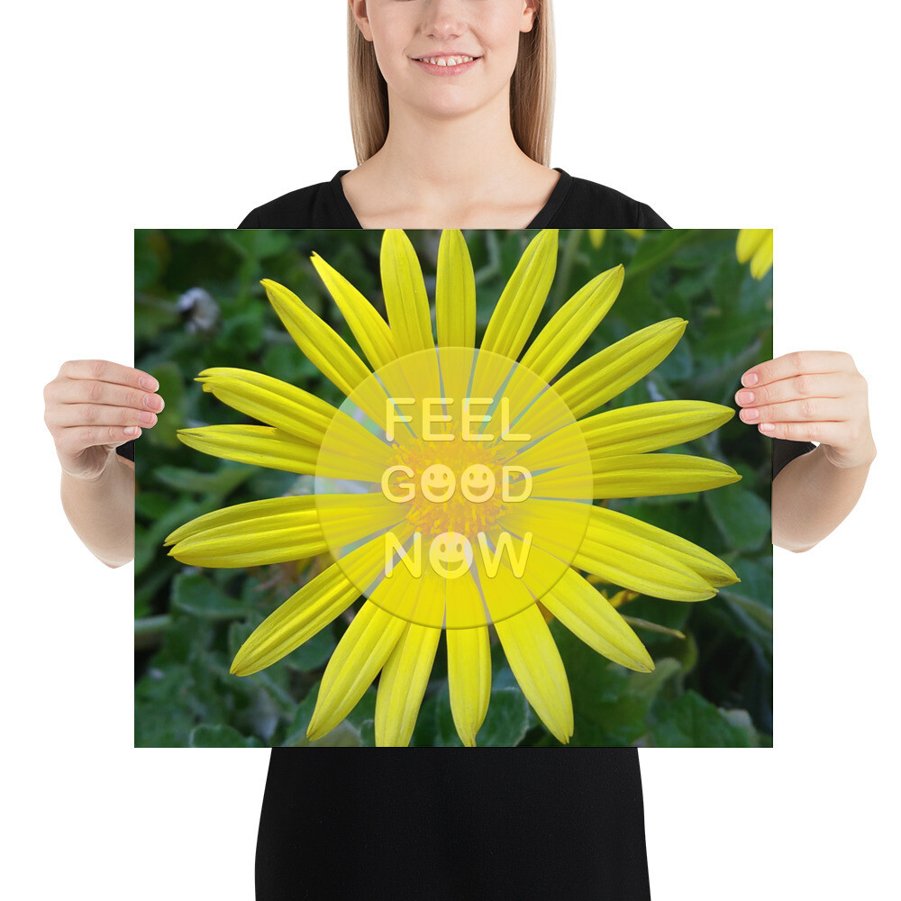 FEEL-GOOD-NOW Poster