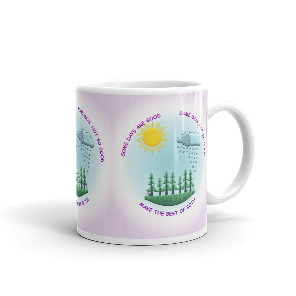 MAKE-THE-BEST-OF-BOTH White glossy mug