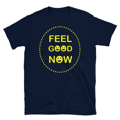 FEEL-GOOD-NOW Unisex Basic Softstyle T-Shirt
