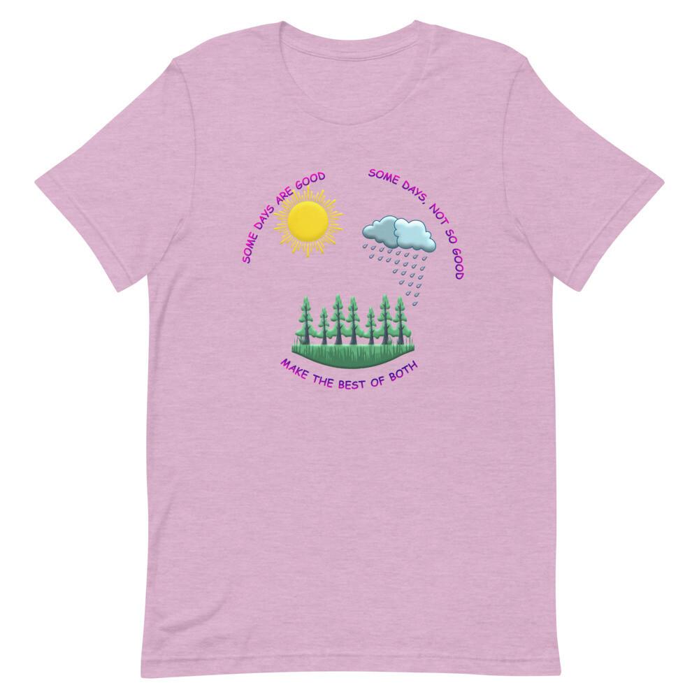 MAKE-THE-BEST-OF-BOTH Unisex Premium T-Shirt