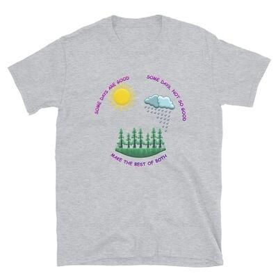 MAKE-THE-BEST-OF-BOTH Unisex Basic Softstyle T-Shirt