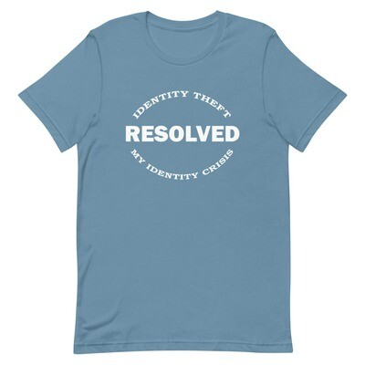 IDENTITY THEFT Unisex Premium T-Shirt