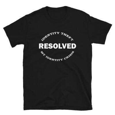 IDENTITY THEFT Unisex Basic Softstyle T-Shirt