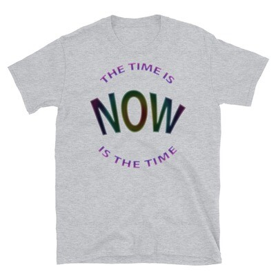 NOW-IS-THE-TIME Unisex Basic Softstyle T-Shirt
