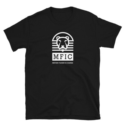 MFIC Mother Fucker In Charge Unisex Basic Softstyle T-Shirt