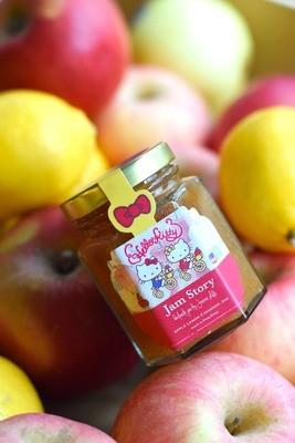 Jam Story x Sanrio - Apple Lemon Cinnamon Jam 蘋果肉桂果醬  (100g)