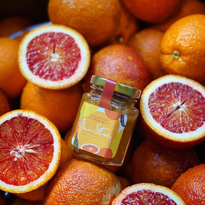 日本血橙果醬 Blood Orange Marmalade