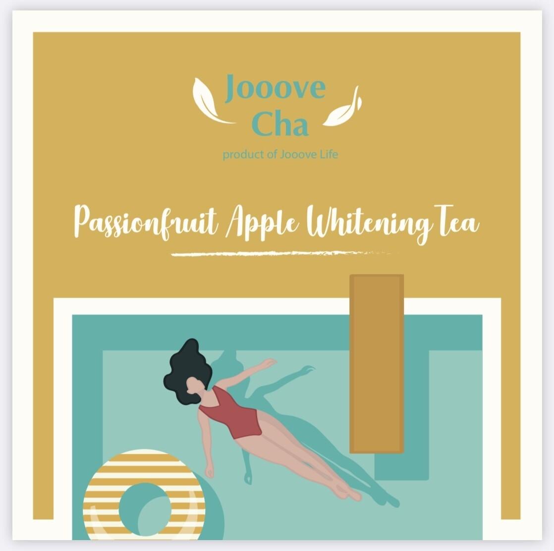 熱情果蘋果美白花茶 Passionfruit Apple Whitening Tea