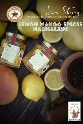 【2020 世界柑橘果醬大賽 - 金獎果醬】檸檬芒果香料果醬 Lemon Mango Spices Marmalade