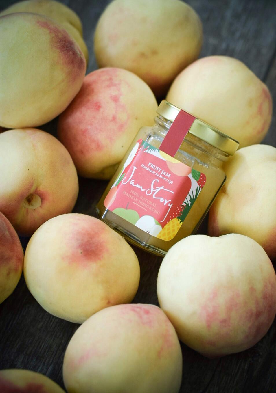 天然高原水蜜桃果醬 Peach Jam