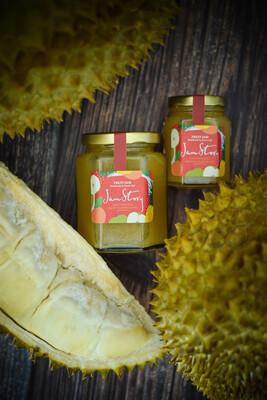 榴連果醬 Durian Jam