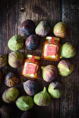 無花果玫瑰果醬 Fig Rose Jam