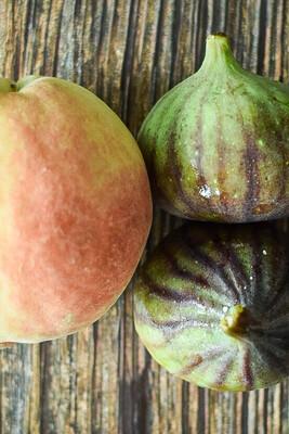 無花果水蜜桃果醬 Fig Peach Jam