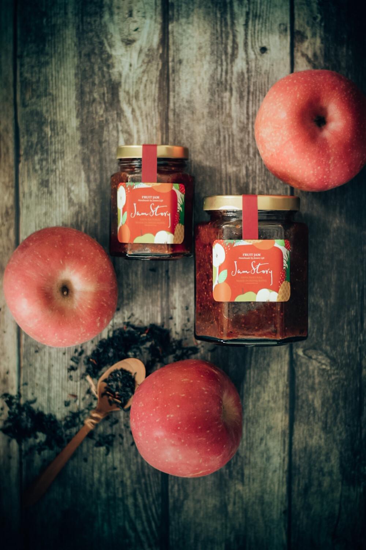 蘋果伯爵茶果醬 Apple Earl Grey Jam