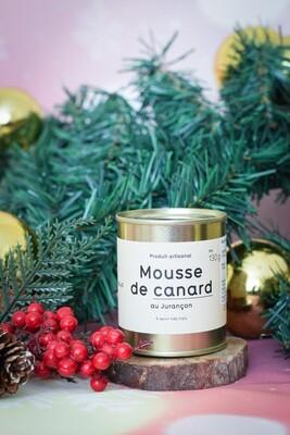 Maison Argaud 鴨肝配Juranco 白酒慕絲130g
