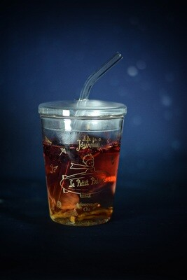 Le Petit Prince x Jooove Cha:玻璃杯連飲管