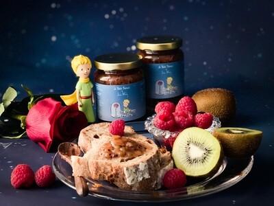 Le Petit Prince x Jam Story: 紅莓奇異果玫瑰果醬 250g