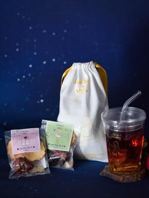 Le Petit Prince x Jooove Cha:果茶set 裝