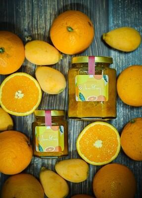 日本枇杷清見柑果醬 Japan Loquat Kiyomi Tangerine Marmalade