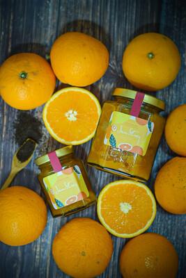 日本清見柑伯爵茶果醬 Japan Kiyomi Tangerine Earl Grey Marmalade