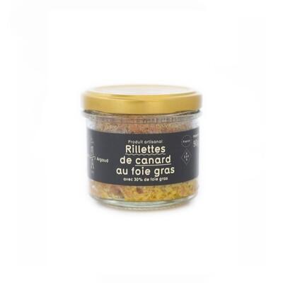 Maison Argaud 鴨肉鴨肝醬  100g