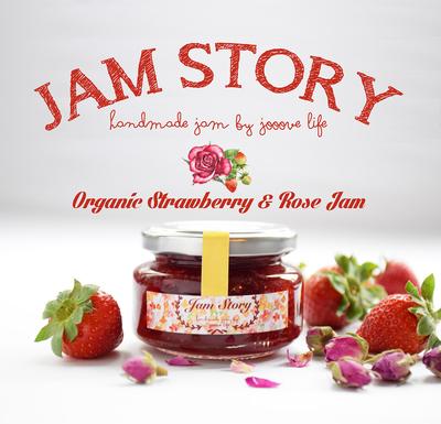 士多啤梨玫瑰果醬  Strawberry Rose Jam