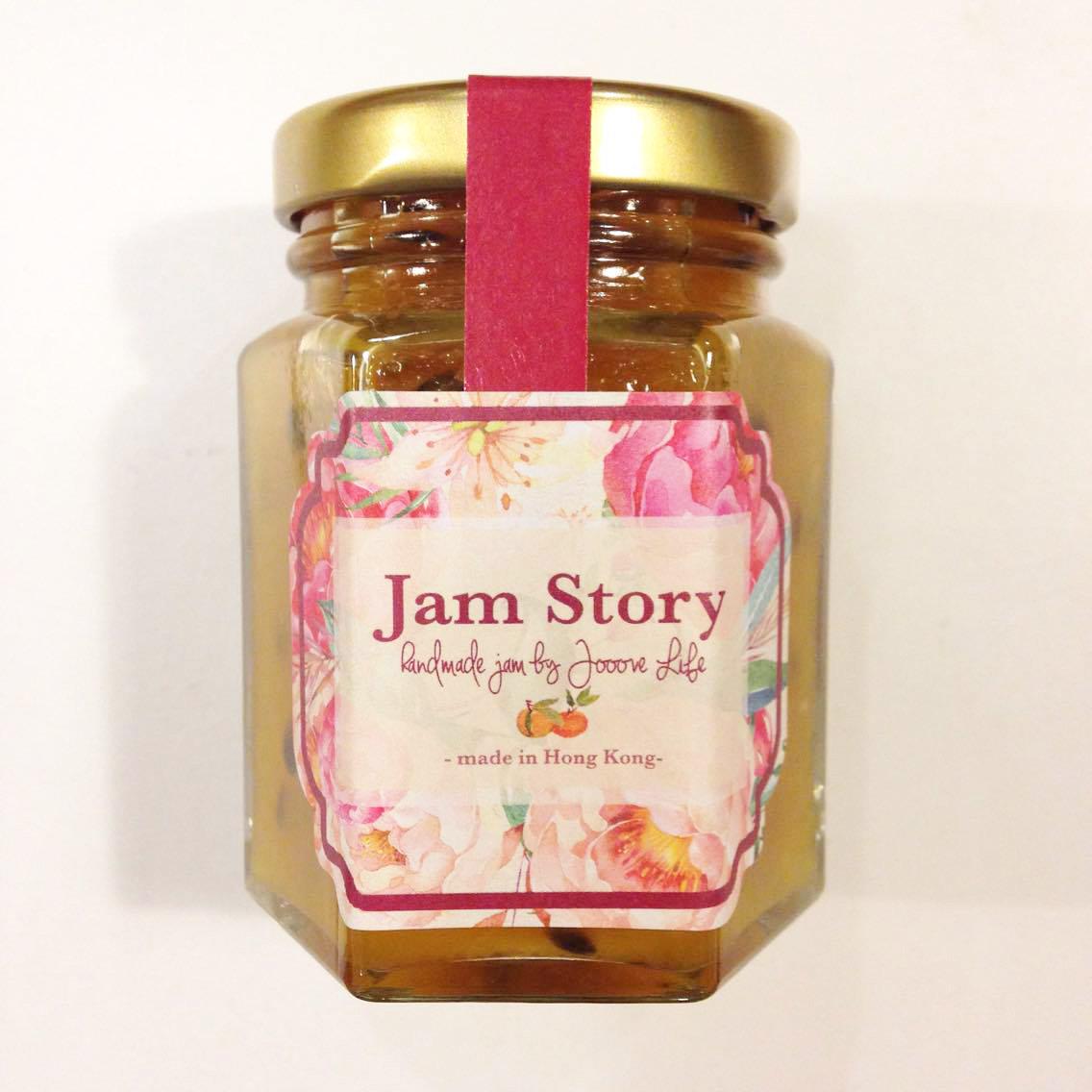 熱情果芒果果醬 Passionfruit Mango Jam