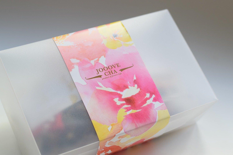 Jooove Cha 黑糖紅棗杞子薑茶、菠蘿花茶禮盒共8包
