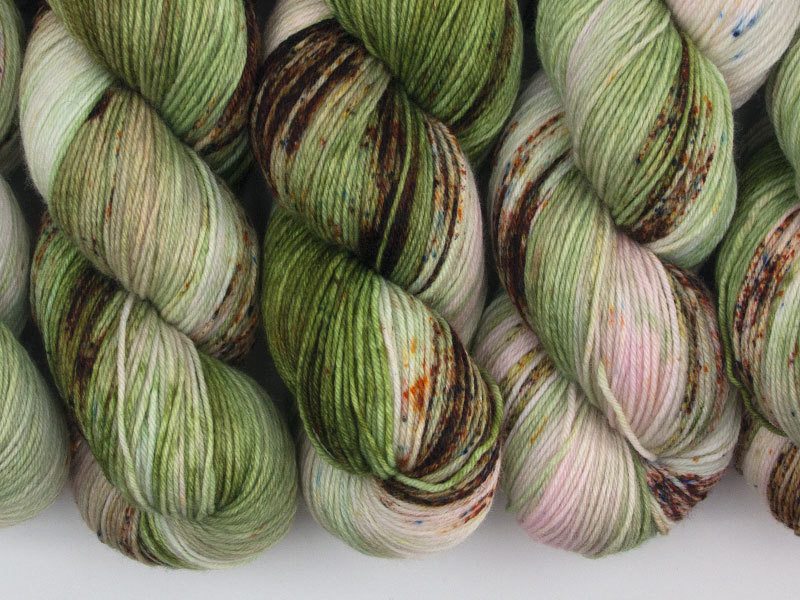 Das Mondschaf Sock Yarn Yggdrasil