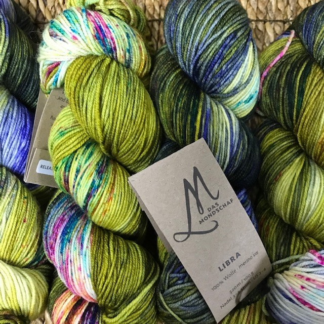 Das Mondschaf Sport Yarn Release the Kraken