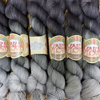 Yarn Love Juliet  Fingering Earl Grey