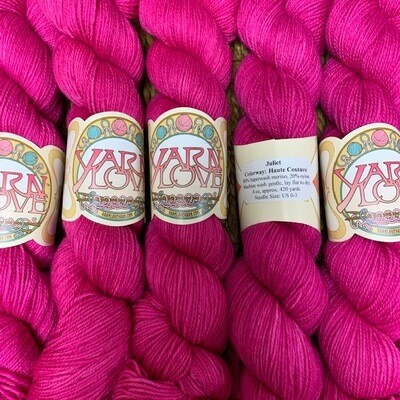 Yarn Love Juliet  Fingering Haute Couture