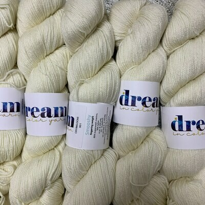 Dream in Color  Yarn Crying Dove  smooshy sock